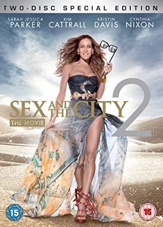 Sex and the ccity 2