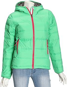 Roxy XGWJK605 Winter Sun - Abrigo para mujer verde pastel Talla:small: Amazon.es: Deportes y aire libre