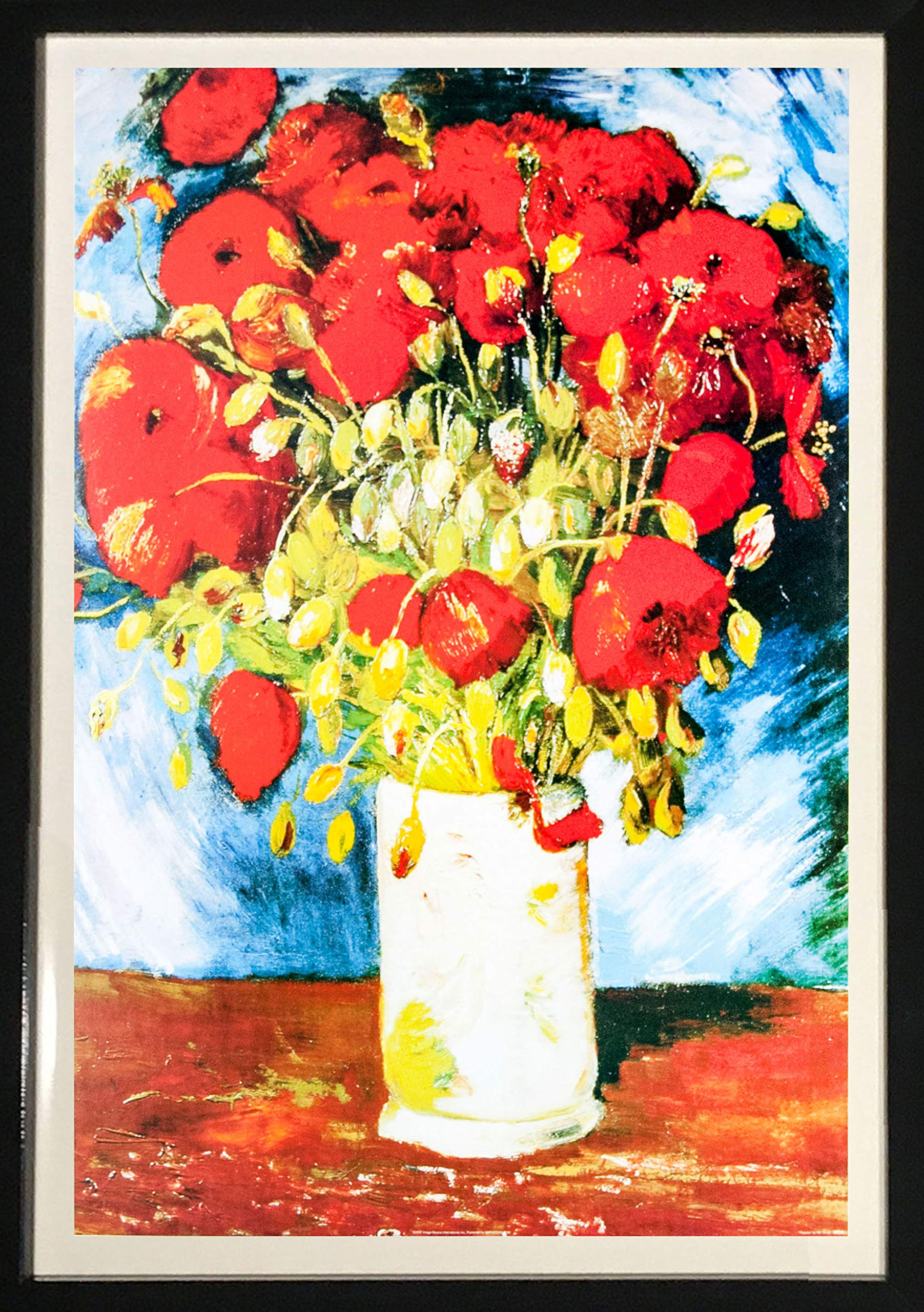 Poppies by