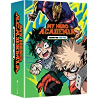 My Hero Academia: Season Two Part Two Limited Edition [Blu-ray + DVD + Digital]