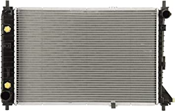 Sunbelt Radiator For Ford Focus 13219 Drop in Fitment