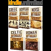 Mythology: A Captivating Guide to Greek Mythology, Egyptian Mythology, Norse Mythology, Celtic Mythology and Roman Mythology (English Edition)