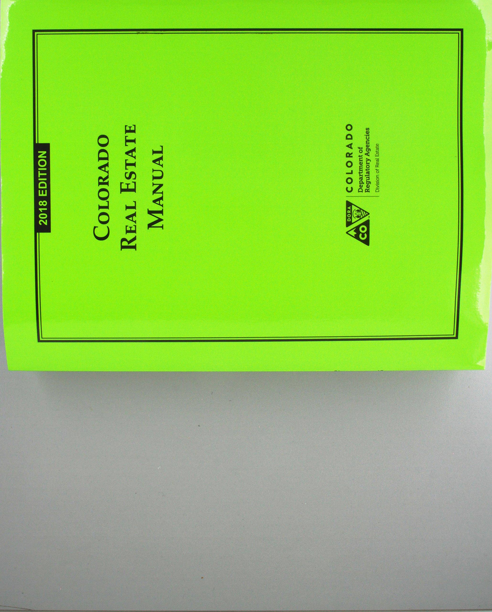 manual colorado 2018