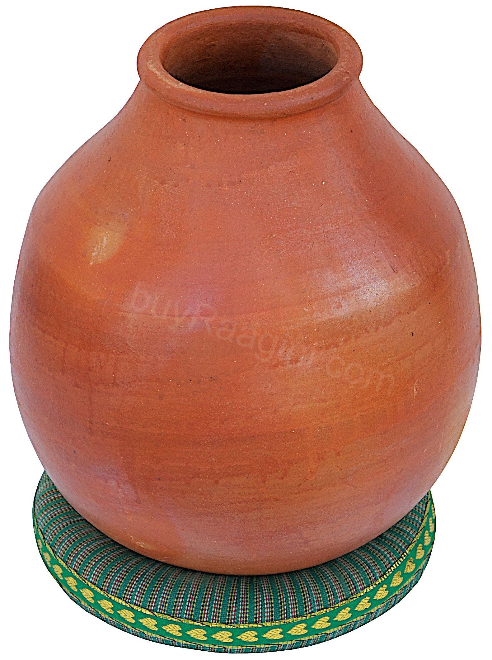 Paloma Ghatam Instrument, Concert, Sound, Handmade Clay Instrument Indian, Ghatm, Tabla (PDI-208)