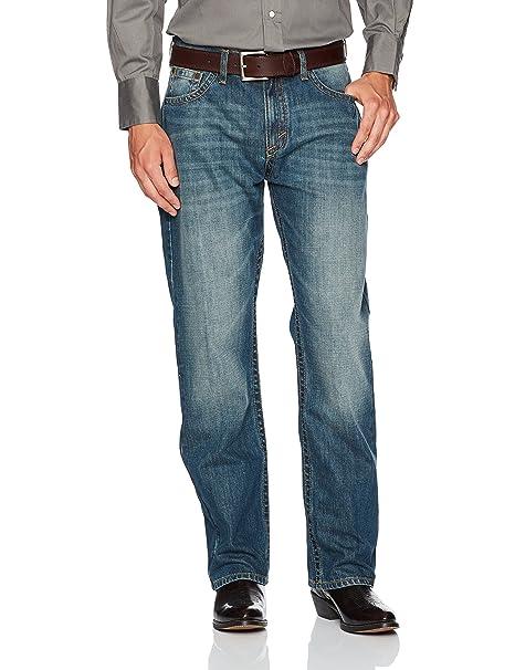 bf9f9ba9 Wrangler Mens Men's 20x No. 33 Relaxed Straight-Leg Jean Jeans ...