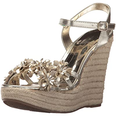 Carlos by Carlos Santana Women's Belinda Wedge Sandal | Platforms & Wedges