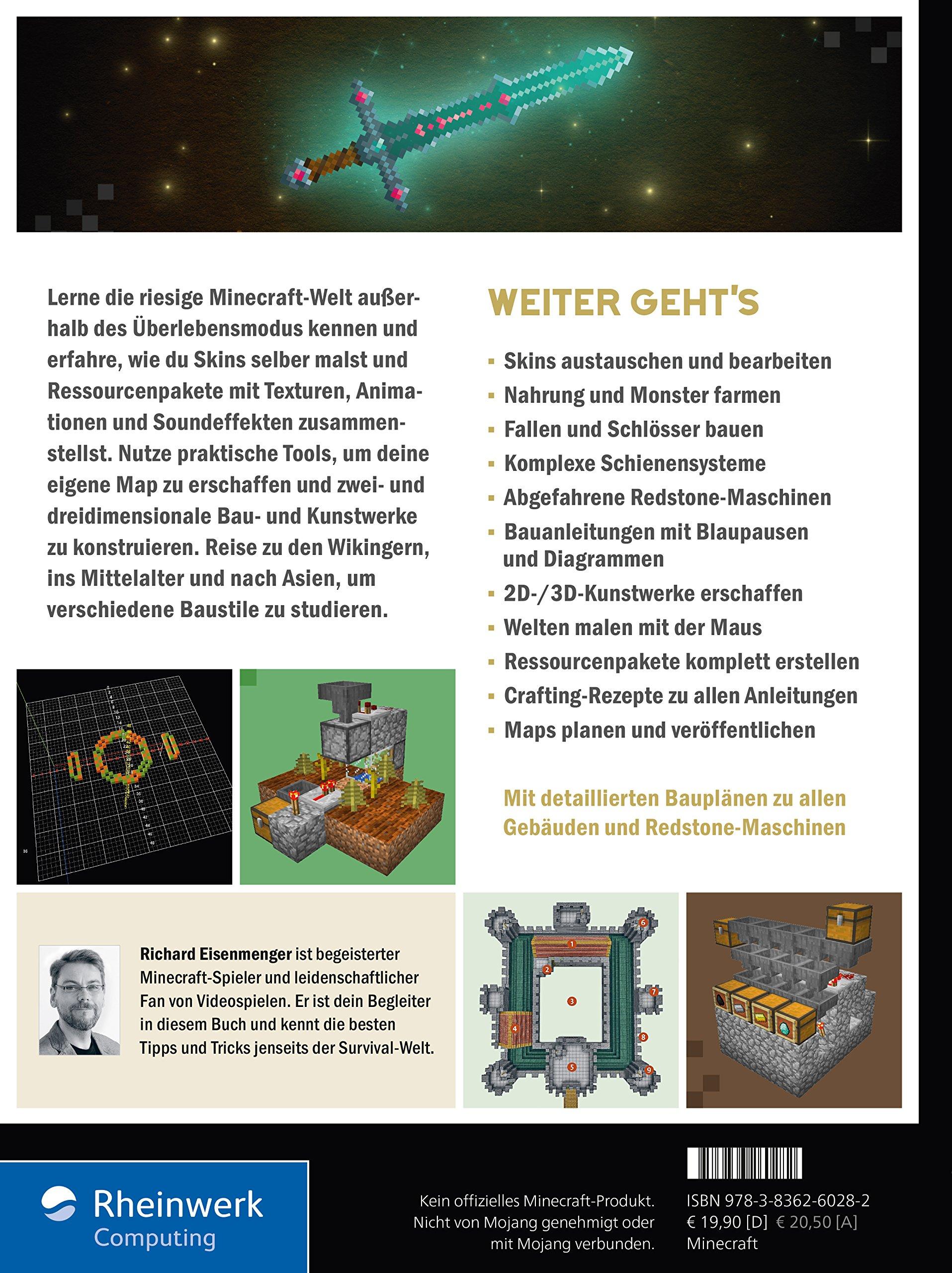 The Next Level Minecraften Für Profis Von AbenteuerMap Bis Zombie - Minecraft spieler fallen