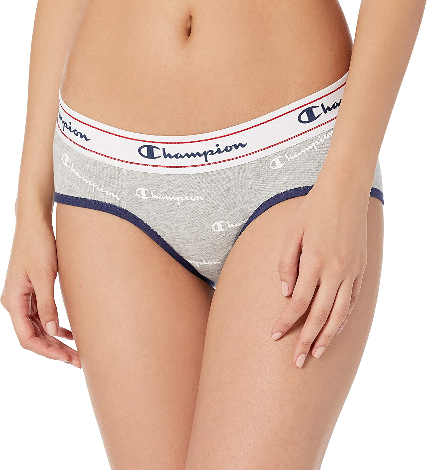 Champion Womens Heritage Hipster Panty Hipster Panties