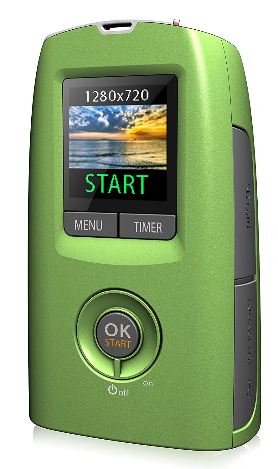 Amazon.com : Brinno TLC200 Time Lapse and Stop Motion HD Video Camera - Green : Camera & Photo