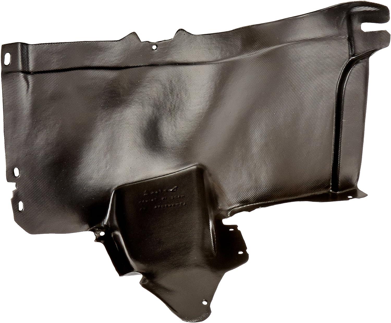OE Replacement Buick Rendezvous Front Passenger Side Fender Splash Shield Partslink Number GM1251106