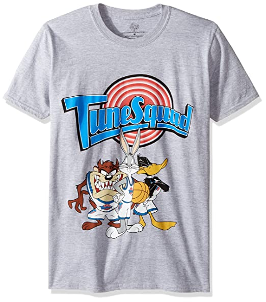 5afbec90277f07 Looney Tunes Mens Tune Squad T-Shirt  Amazon.ca  Clothing   Accessories