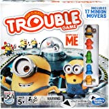 Hasbro Gaming Trouble Despicable Me Board Game