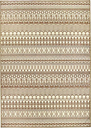 RUGGABLE Washable Stain Resistant Indoor Outdoor, Kids, Pets, and Dog Friendly Area Rug, 5 x7 , Cadiz Natural