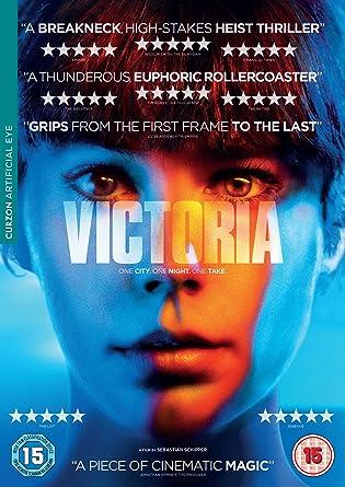 Victoria Dvd Amazoncouk Laia Costa Frederick Lau