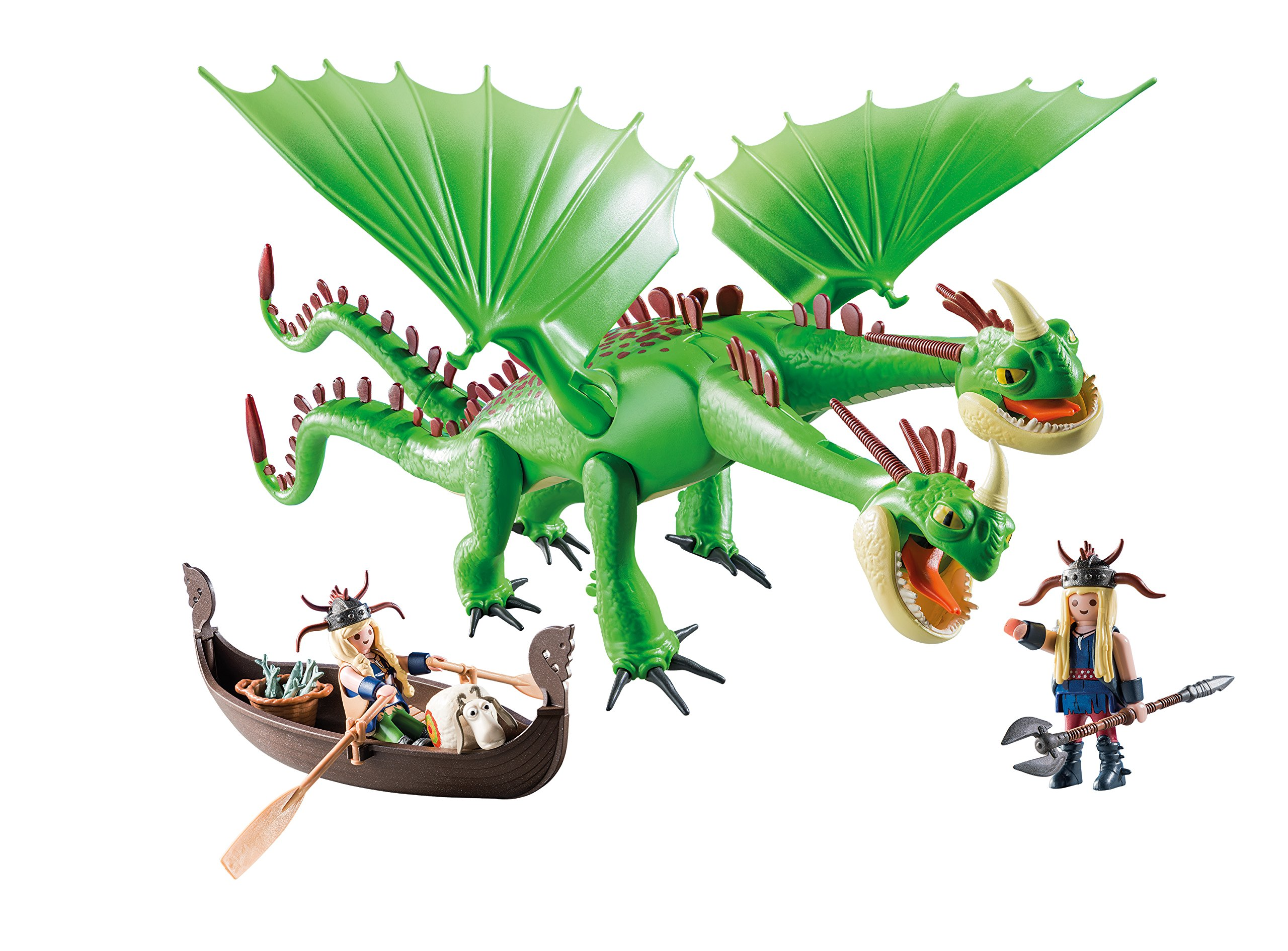 How to Train Your Dragon Twins with Barf and Belch by Playmobil (Image #2)