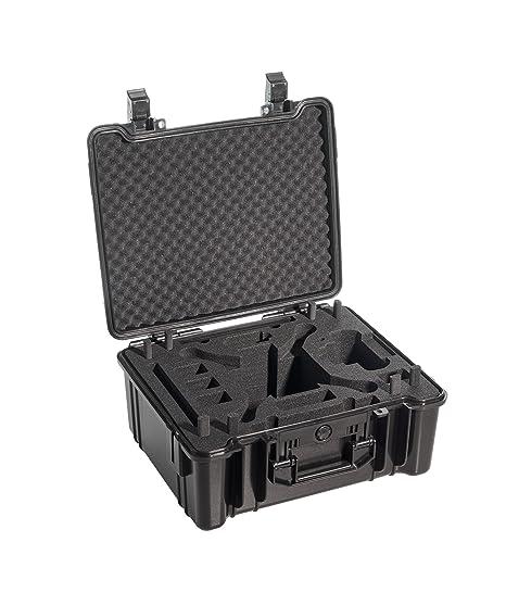 B&W Type 61 dji 3 - Fundas de dron con cámara (Maletín, Negro ...