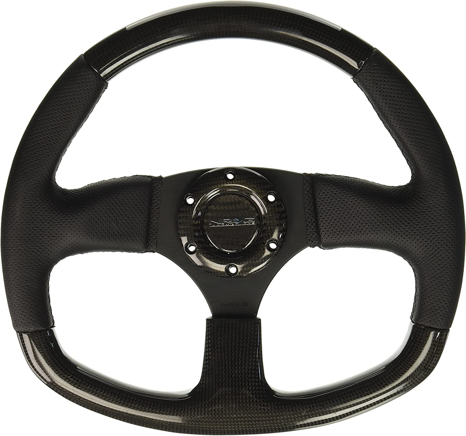 NRG GEN 3.0 Steering Wheel QUICK RELEASE KIT w// Shift Paddle RED