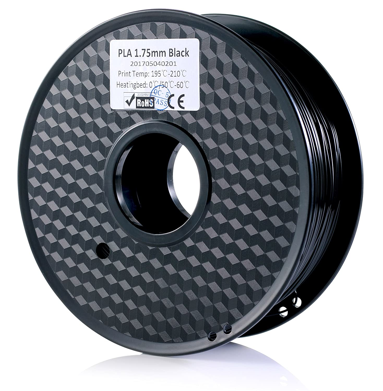 Burbujas Pla 3d impresora filamento 1,75 mm (1KG) | ultrasuave y ...