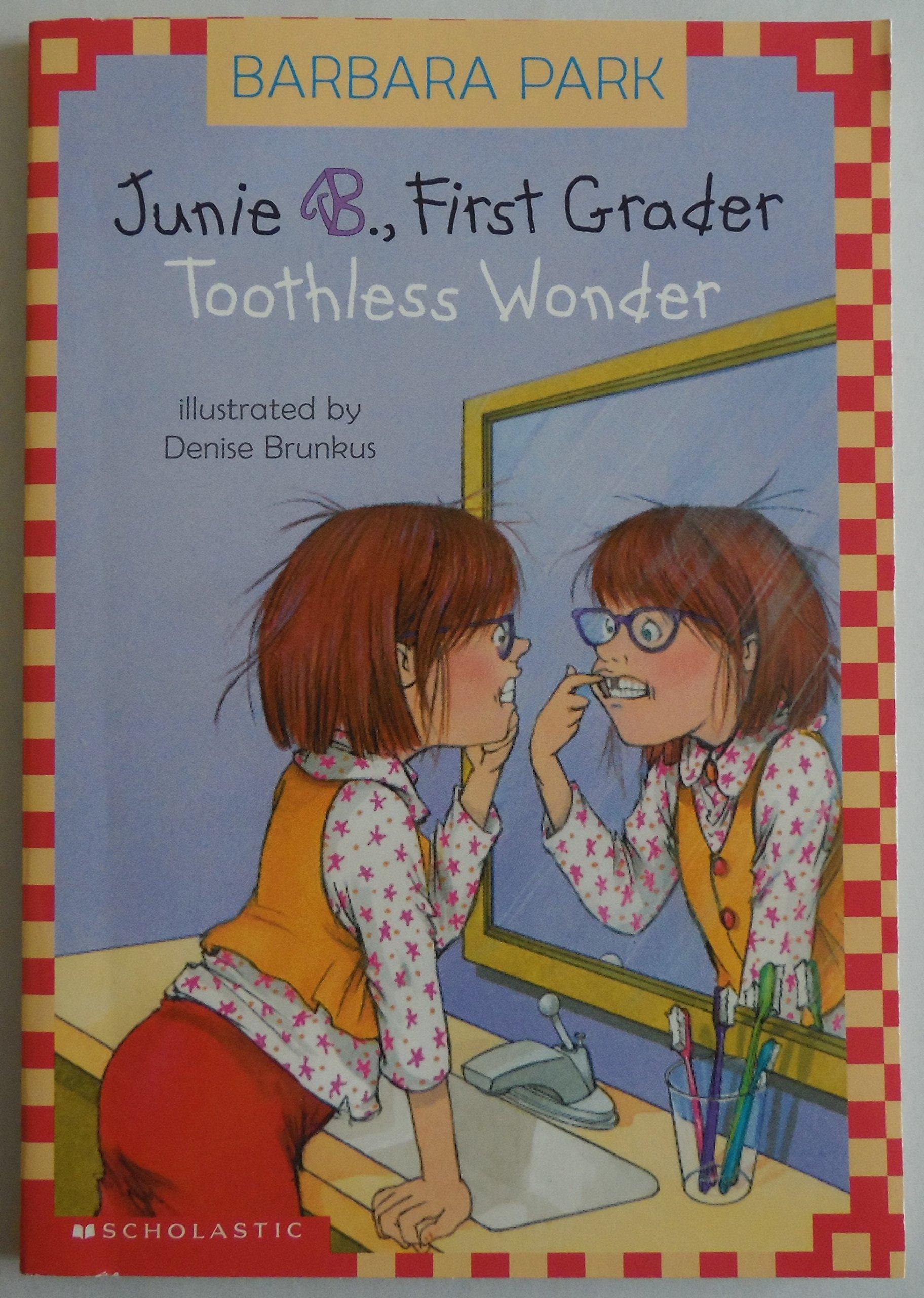 Download Junie B., First Grader Toothless Wonder ebook