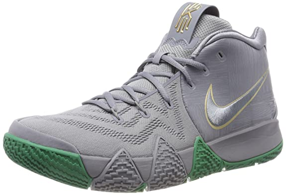 best loved f866b 11968 Nike Men's Kyrie 4 Col Gy Basketball Shoes-12 UK/India (47.5 EU)  (943806-001): Buy Online at Low Prices in India - Amazon.in
