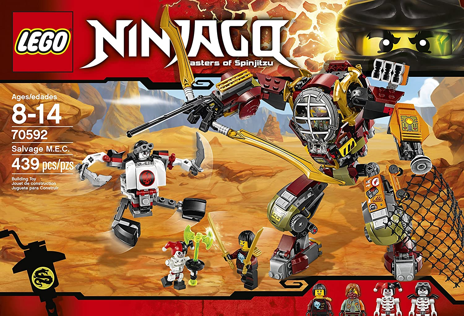 Complete coverage of Lego Cyber Monday Ads & Lego Cyber Monday deals info/5(8).