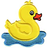PatchMommy Ecusson Brode Patch Thermocollant, Canard - Enfants Bebe