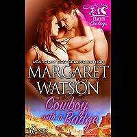 Cowboy with a Badge (Cameron Cowboys Book 3) (English Edition)