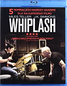 Whiplash [Blu-Ray] (English audio)