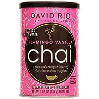 David Rio - Flamingo Vanilla Chai, Pappwickeldose (1 x 337 g)