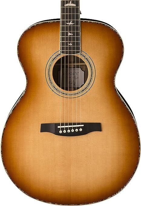 PRS Guitars Guitarra acústica eléctrica de 6 cuerdas, derecha ...