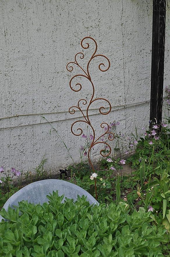 enrejado de celosía Floral Rank Varilla celosía metal hierro ...