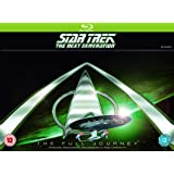 Star Trek: The Next Generation - The Complete Series Box Set- Season 1-7 [Blu-ray]