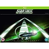 Star Trek: The Next Generation - The Complete Series Box Set- Season 1-7 [Blu-ray]