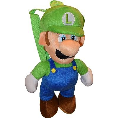 Super Mario Bros. Luigi Plush Backpack | Kids' Backpacks