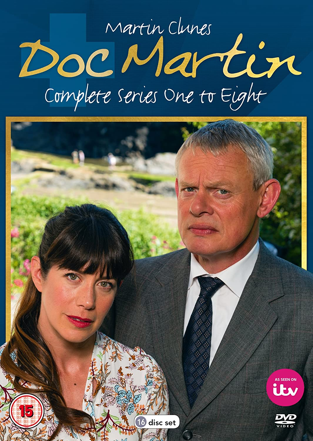 Doc Martin: Series 1-8 Compete Boxed Set