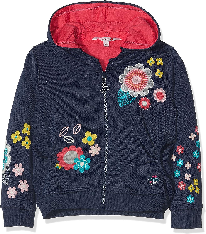 boboli Fleece Sweatshirt For Baby Girl Sudadera para Beb/és