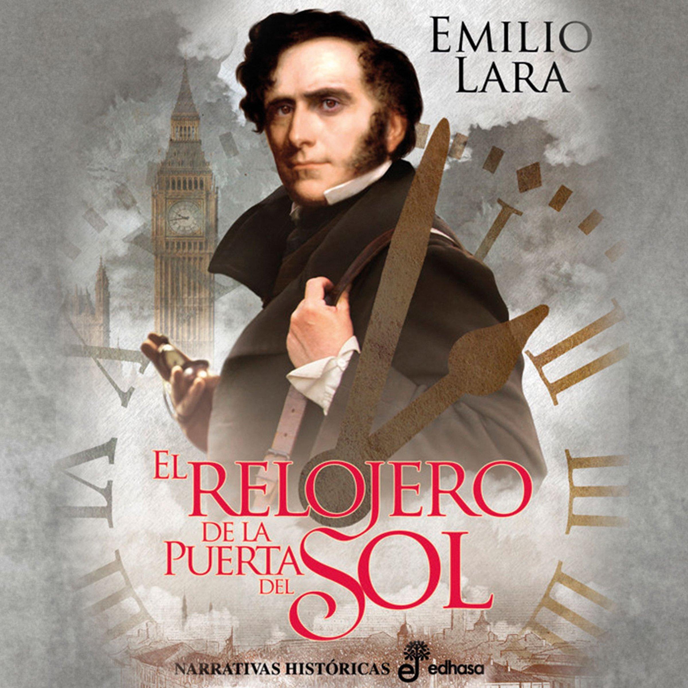 El relojero de la puerta del Sol [The Watchmaker of Puerta del Sol]