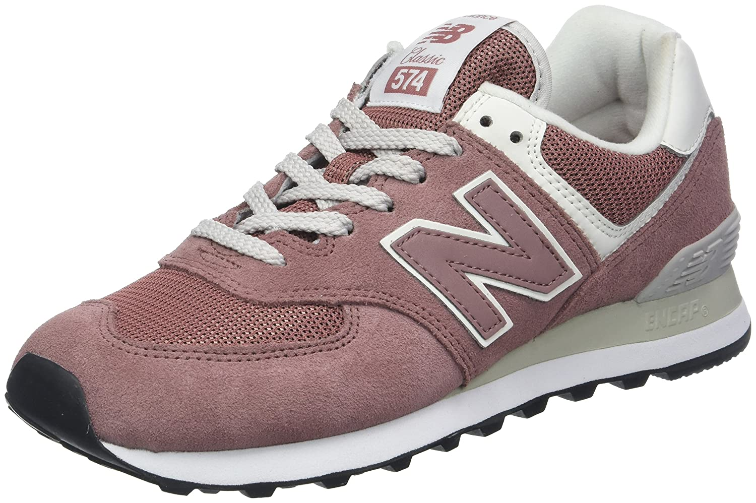 New Balance Wl574, Bottes Classiques Femme B0797FB2VR Orange Classiques Bottes (Dark Oxide/Dark Oxide Croc) 931567f - fast-weightloss-diet.space