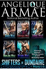 Shifters of Dundaire (Books 1-5) Kindle Edition