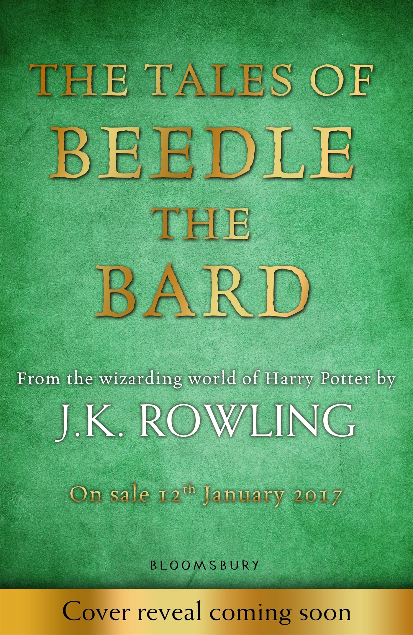 The Tales Of Beedle The Bard: Amazon.es: Rowling, J. K. ...