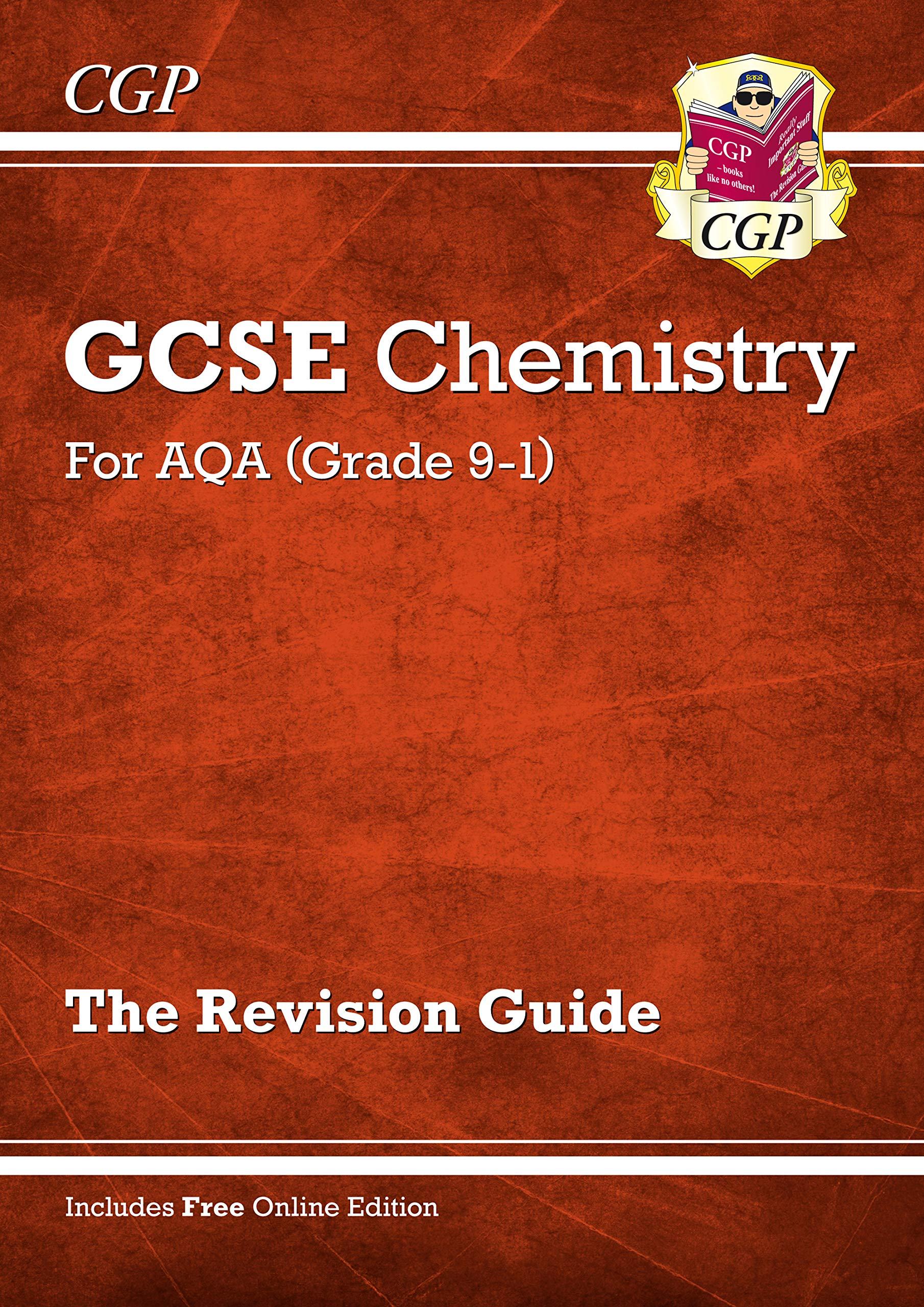 Morrisons: cgp gcse chemistry aqa revision guide (product information).