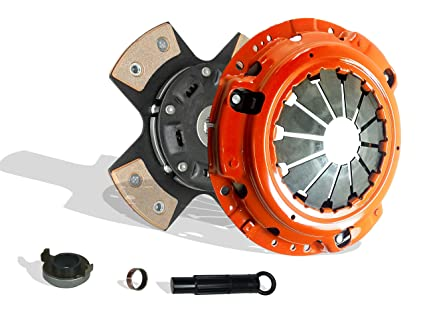 Clutch Kit Works With Acura Rsx Csx Honda Civic Si Hatchback 3-Door Coupe 2