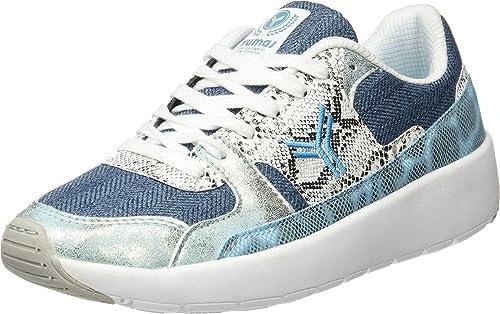 Yumas Adeline, Zapatillas para Mujer, Turquesa, 37 EU: Amazon.es: Zapatos y complementos