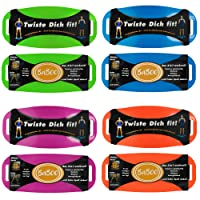Baboo Balance Board inkl. kostenlosen Übungs-Videos. Twiste Dich FIT. Das 3 in 1 Fitness Board mit dem Twist in trendigen Farben. Deutsches Original.