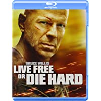 Live Free or Die Hard on Blu-ray