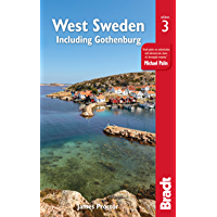 West Sweden: including Gothenburg (Bradt Travel Guides) (English Edition)