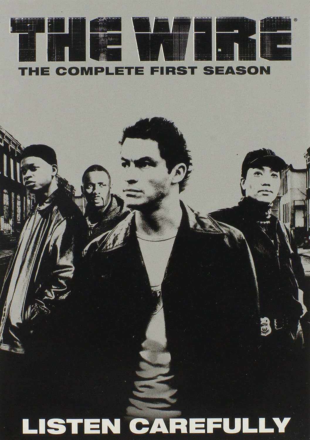 Wire: The Complete First Season DVD Region 1 US Import NTSC: Amazon ...