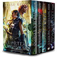 Vortex Chronicles: The Complete Series (English Edition)