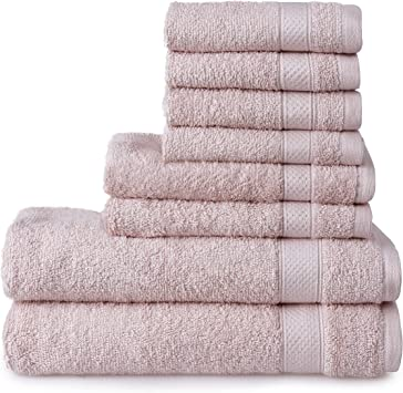 4 pieces , White Details about  /Welhouse India 200 GSM Cotton Face towel -Ew6