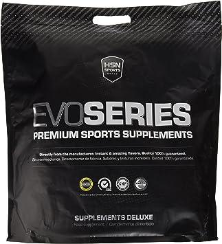 HSN Sports Evowhey Proteína Concentrada de Suero Sabor de Galleta Y Crema - 4000 gr